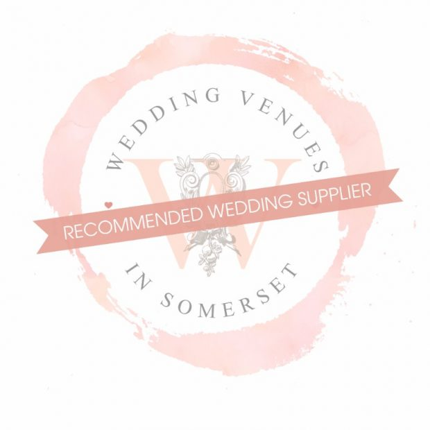 Wedding venues in Somerset logo